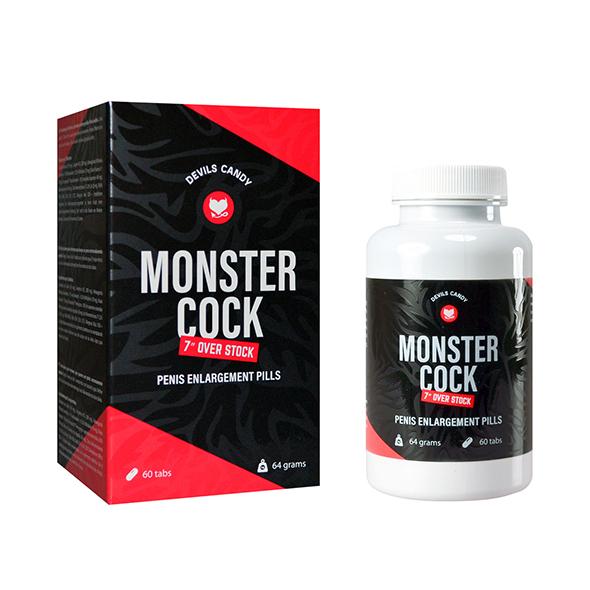 Devils Candy - Monster Cock