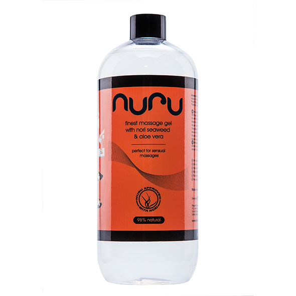 Nuru - Massage Gel with Nori Seaweed & Aloe Vera 1000 ml
