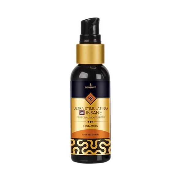 Sensuva - ON Ultra-Stimulating Insane Personal Moisturizer Cinnabun 57 ml