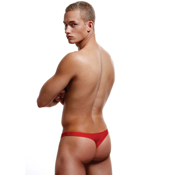 Envy - Low-Rise Thong Red L/XL