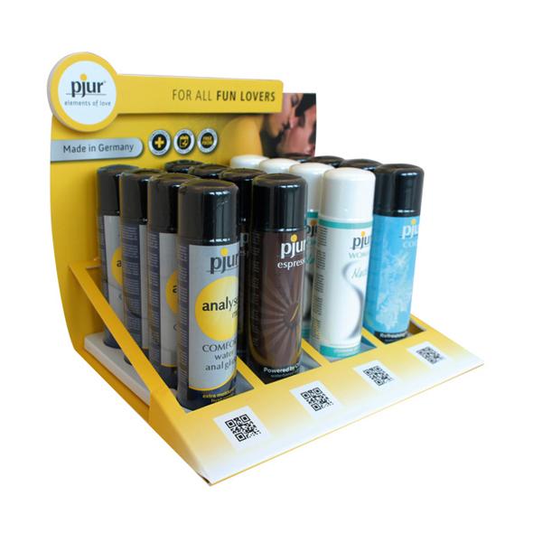 Pjur - Elements of Love Counter Display Cardboard