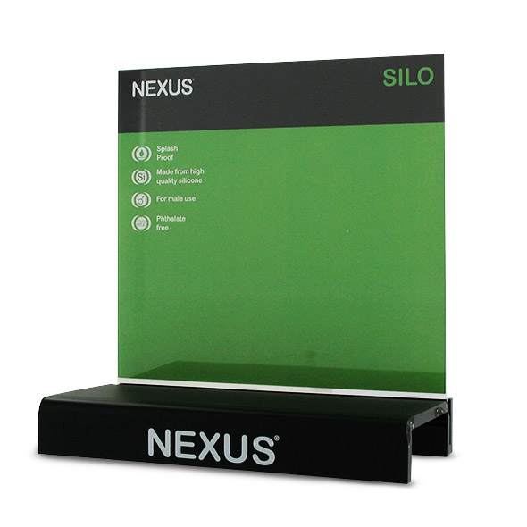 Nexus - Display with 9 Backing Sheets