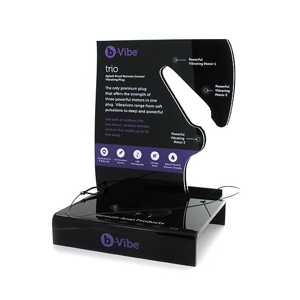 B-Vibe - Trio Plug Tester Display