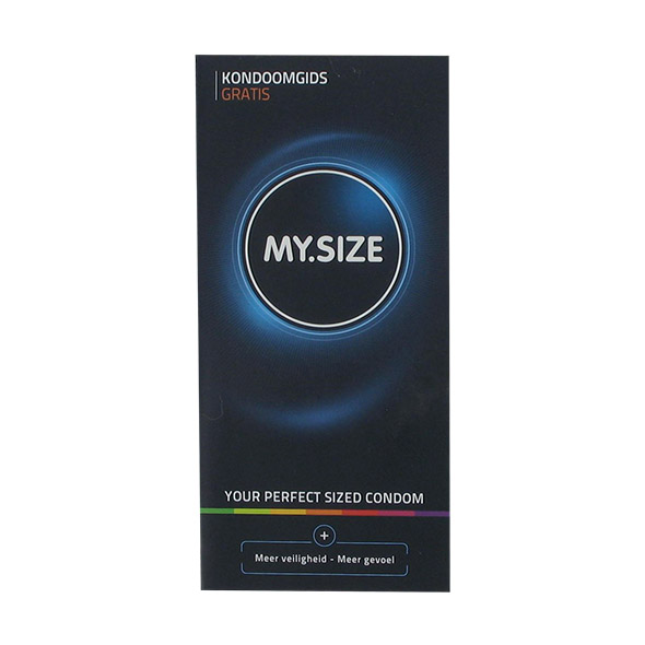 My Size -Brochure - Condom Guide NL