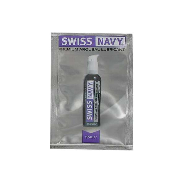 Swiss Navy - Lubricant Arousal Sachet