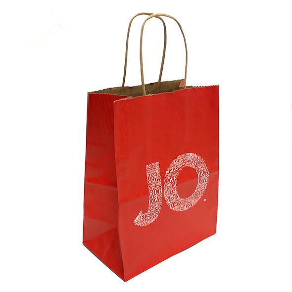 System JO - Paper Bag Red
