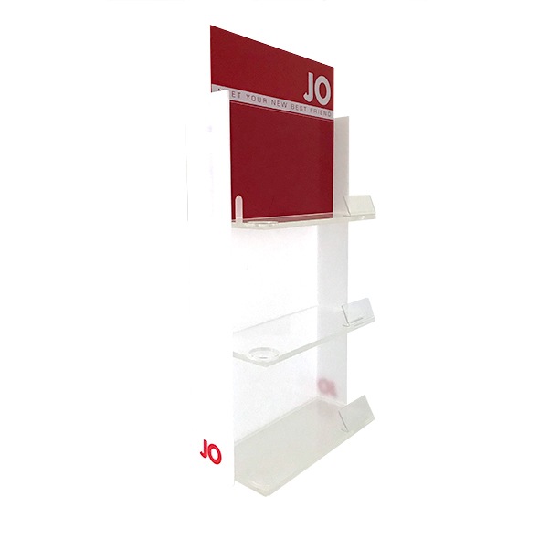 System JO - Acrylic Display (Without Lighting)