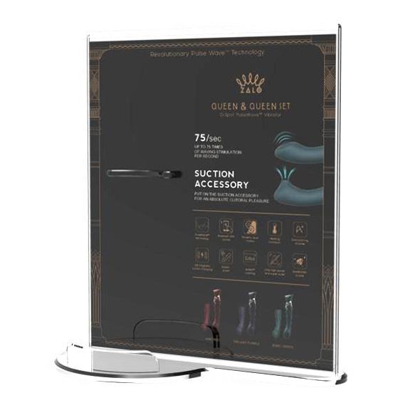 Zalo - Display Queen & Queen Set