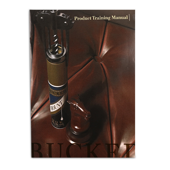 Bucked - Product Training Manual