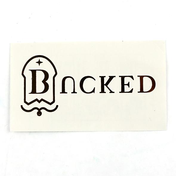 Bucked - Tattoo