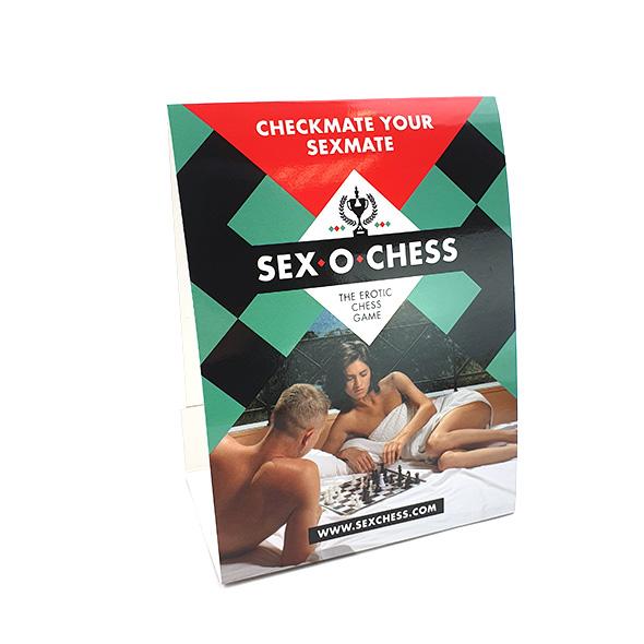 Sex-O-Chess - Triangle Card