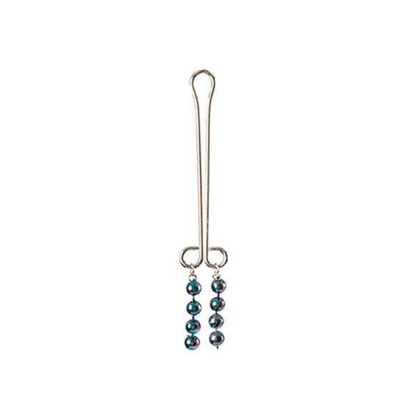Clitoral Jewelry - Pearl Metallic Online Sexshop Eroware Sexshop Sexspeeltjes