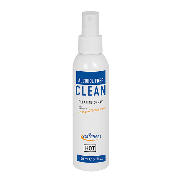 Hot - Clean Disinfecting & Cleaning Spray Online Sexshop Eroware Sexshop Sexspeeltjes