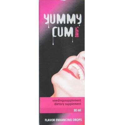 Yummy Cum Drops Online Sexshop Eroware Sexshop Sexspeeltjes
