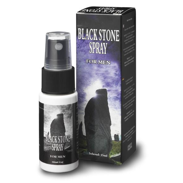 Black Stone Delay Spray Online Sexshop Eroware Sexshop Sexspeeltjes
