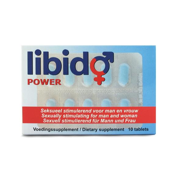Libido Power Online Sexshop Eroware Sexshop Sexspeeltjes