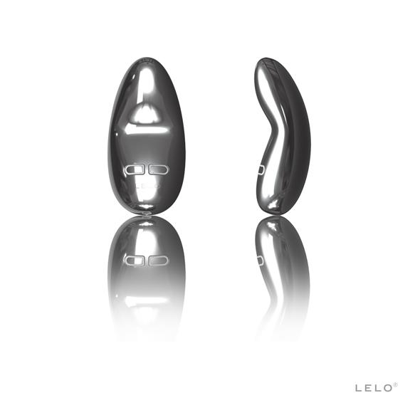 Lelo - Yva Vibrator Zilver Online Sexshop Eroware Sexshop Sexspeeltjes
