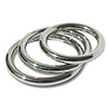 Manbound - Metal Cock Ring 3-pack Sexshop Eroware -  Sexartikelen