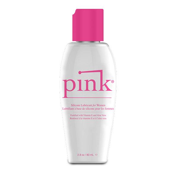 Pink - Siliconen Glijmiddel 80 ml Online Sexshop Eroware Sexshop Sexspeeltjes