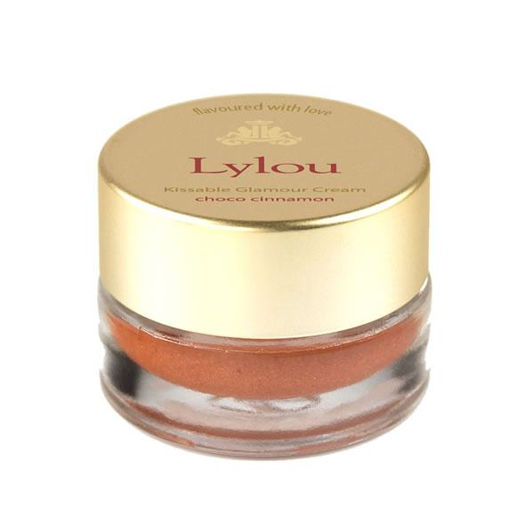Lylou - Kissable Glamour Cream Choco Cinnamon Online Sexshop Eroware Sexshop Sexspeeltjes