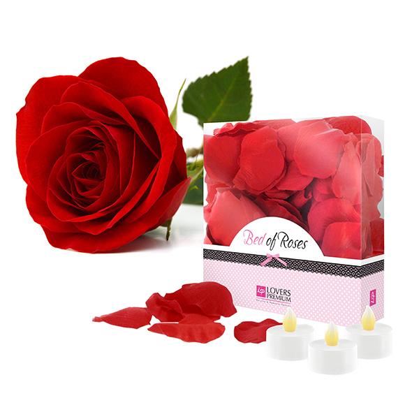 LoversPremium - Bed of Roses Rood Online Sexshop Eroware Sexshop Sexspeeltjes