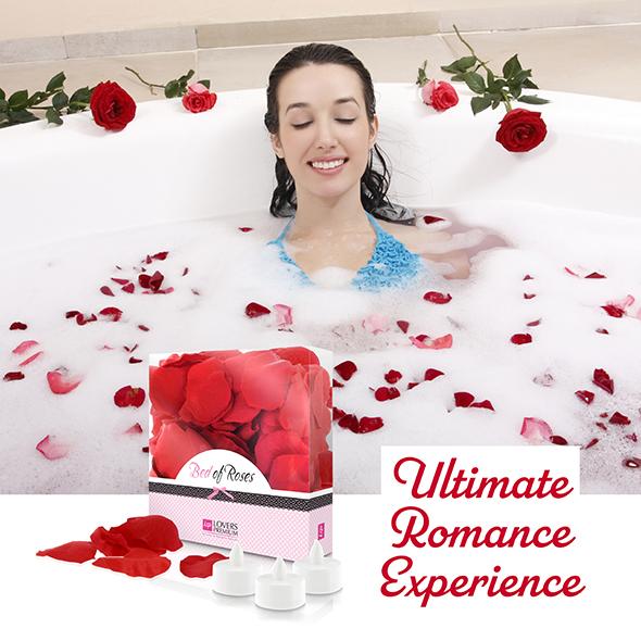 Rose Petals Red image