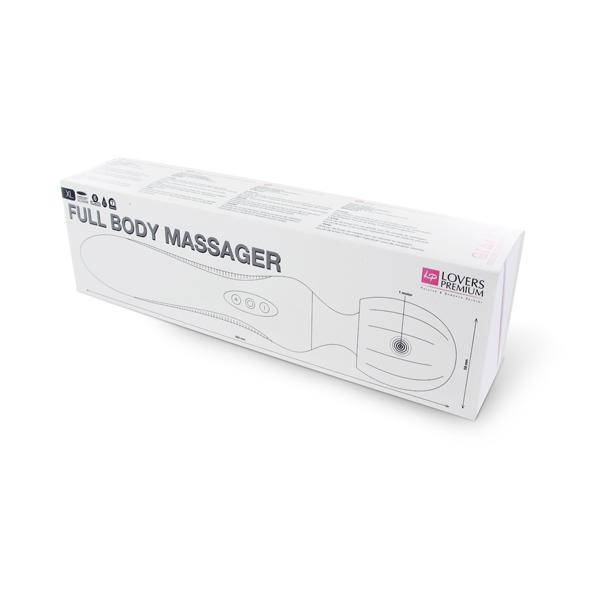 LoversPremium - XL Full Body Massager Purple