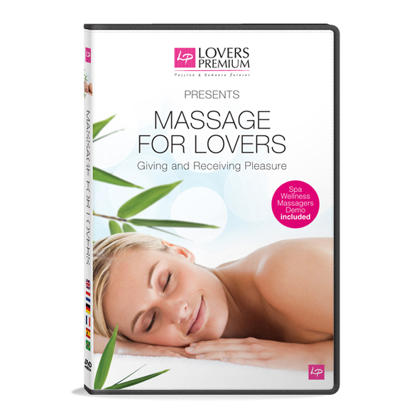 LoversPremium - Massage for Lovers DVD Online Sexshop Eroware Sexshop Sexspeeltjes