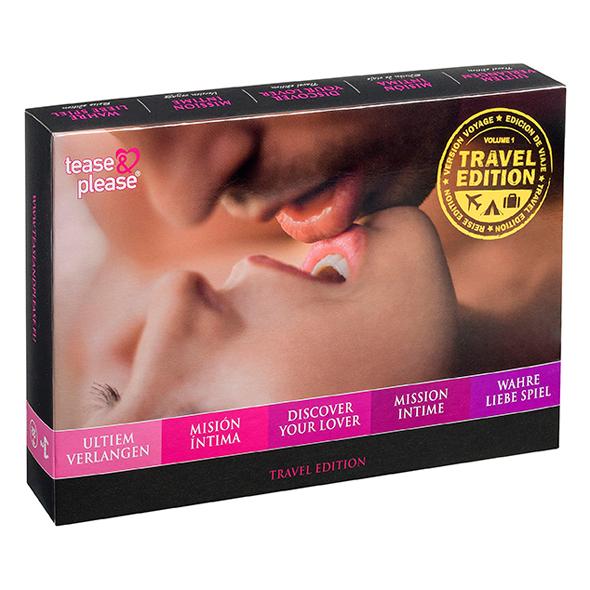 Ultiem Verlangen Reis Editie (NL-ES-EN-DE-FR) Online Sexshop Eroware Sexshop Sexspeeltjes