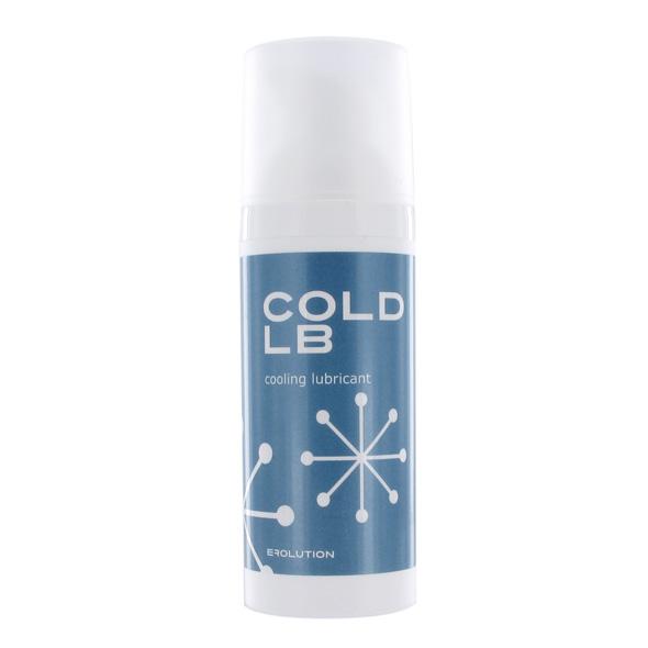 Erolution - Cold LB Cooling Lubricant 50 ml Online Sexshop Eroware Sexshop Sexspeeltjes