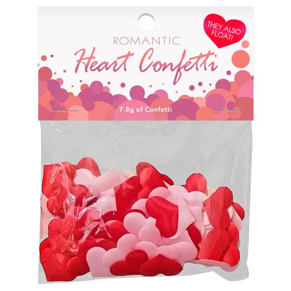 Kheper Games - Romantische Hartjes Confetti   Online Sexshop Eroware Sexshop Sexspeeltjes