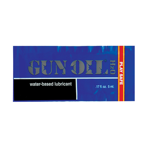 Gun Oil - H2O Waterbasis Glijmiddel 5 ml Online Sexshop Eroware Sexshop Sexspeeltjes