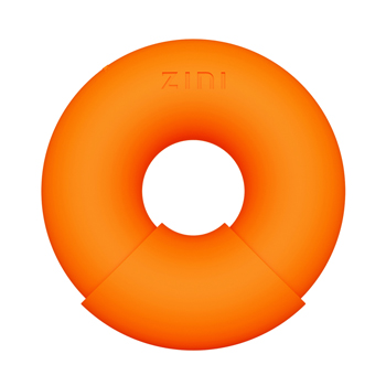 ZINI - Donut Vibrator Orange