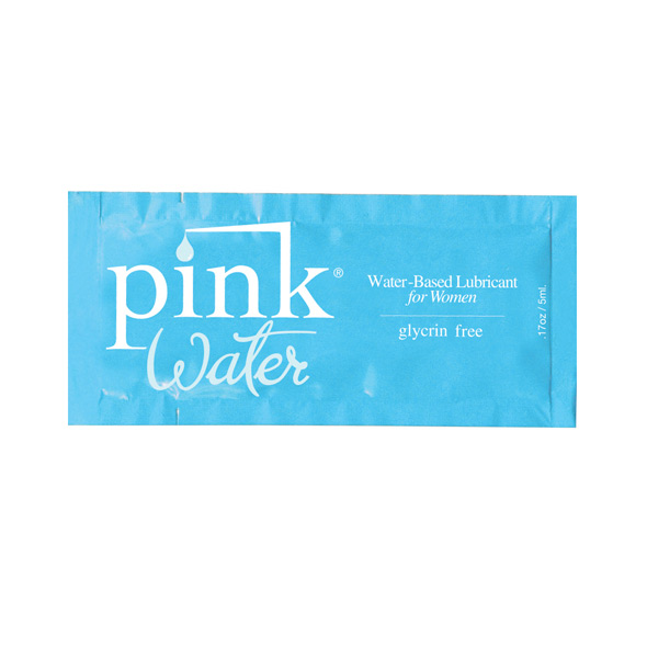 Pink - Water Waterbasis Glijmiddel 5 ml Online Sexshop Eroware Sexshop Sexspeeltjes