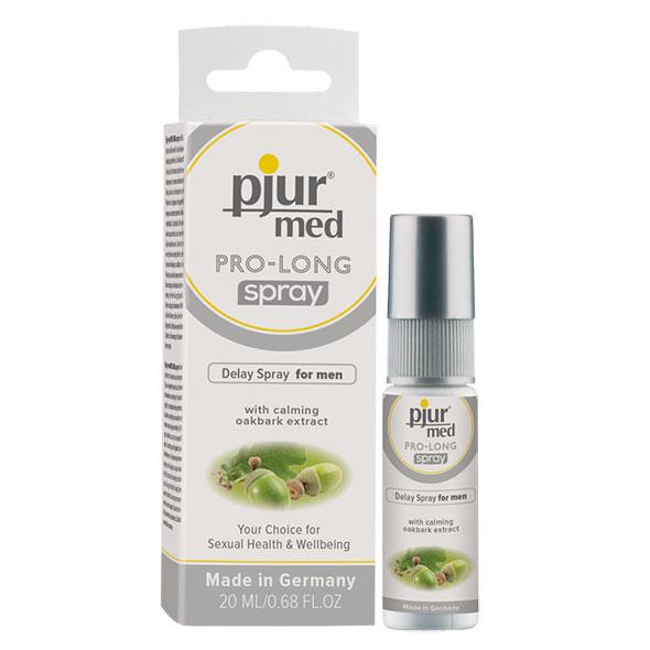 Pjur - MED Pro-Long Spray 20 ml Online Sexshop Eroware Sexshop Sexspeeltjes