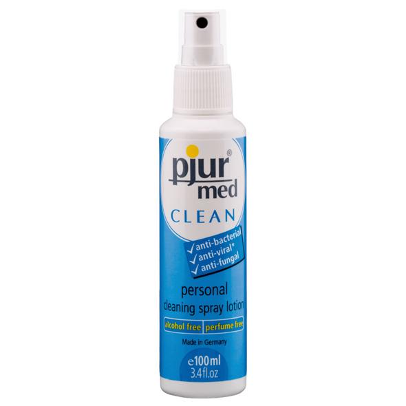 Pjur - MED CLEAN Spray 100 ml Online Sexshop Eroware Sexshop Sexspeeltjes