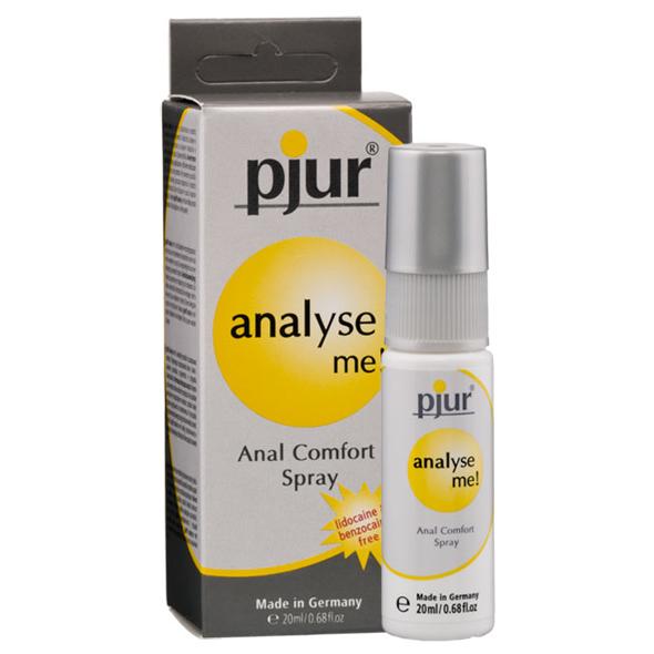 Pjur - Analyse Me Anal Comfort Spray 20 ml Online Sexshop Eroware Sexshop Sexspeeltjes