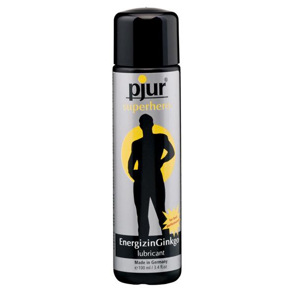 Pjur - Superhero EnergizinGinkgo Lubricant 100 ml Online Sexshop Eroware Sexshop Sexspeeltjes