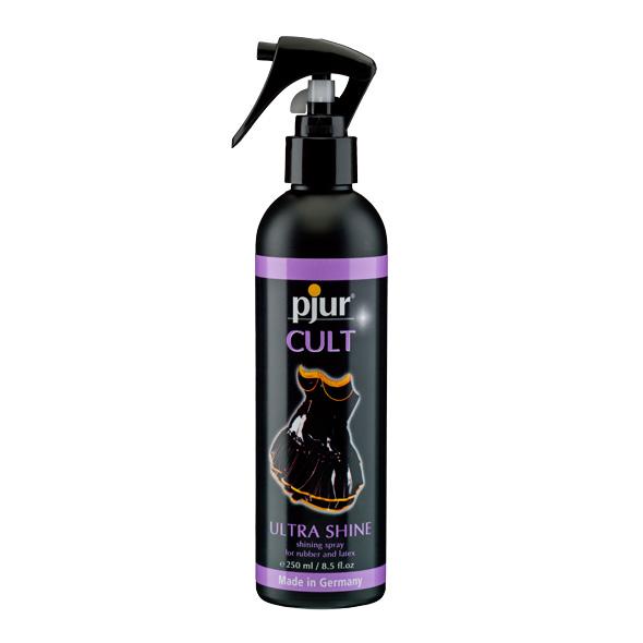 Pjur - Cult Ultra Shine 250 ml Online Sexshop Eroware Sexshop Sexspeeltjes