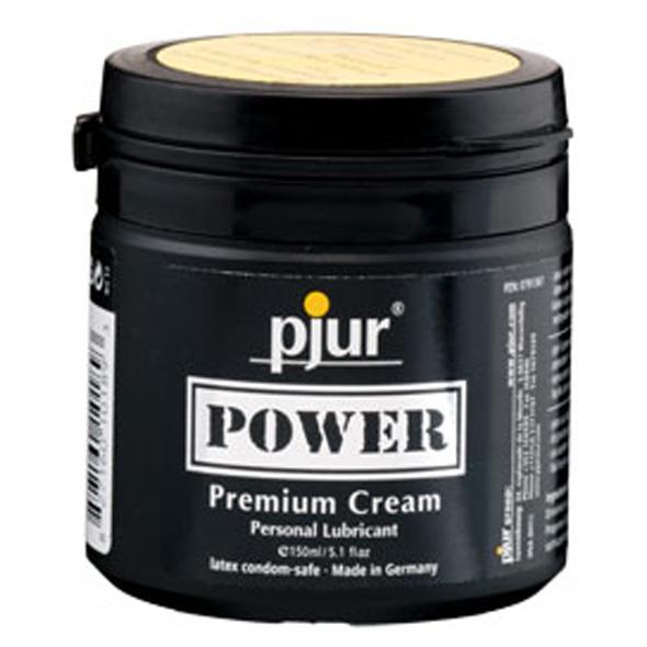 Pjur - Power Premium Cream Personal Glijmiddel 150 ml Online Sexshop Eroware Sexshop Sexspeeltjes
