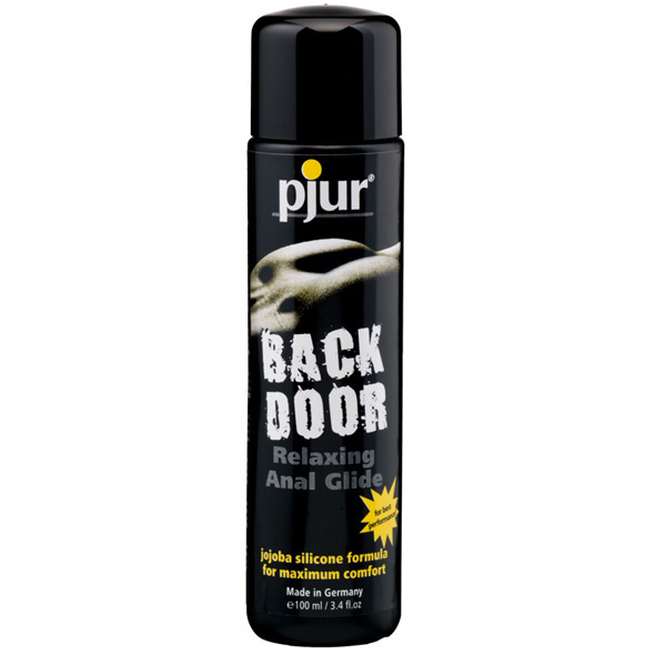 Pjur - Back Door Relaxing Silicone Glide 100 ml Online Sexshop Eroware Sexshop Sexspeeltjes
