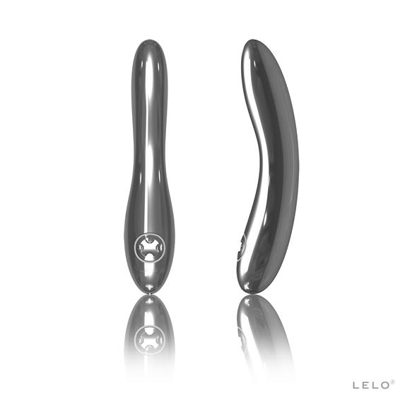 Lelo - Inez Vibrator Zilver Online Sexshop Eroware Sexshop Sexspeeltjes