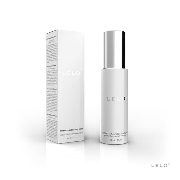 Lelo - Antibacterial Cleaning Spray 60 ml Online Sexshop Eroware Sexshop Sexspeeltjes