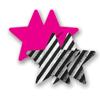 Nippies - Print Sex Pistol Star Sexshop Eroware -  Sexartikelen