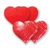 Nippies - Solid Red Heart Sexshop Eroware -  Sexspeeltjes