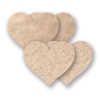 Nippies - Basic Creme Heart Sexshop Eroware -  Sexspeeltjes