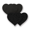 Nippies - Basic Black Heart Sexshop Eroware -  Sexartikelen