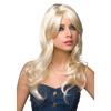 Pruik Jessie - Platina Blond Sexshop Eroware -  Sexspeeltjes