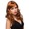Pruik Aubrey - Rood Sexshop Eroware -  Sexartikelen