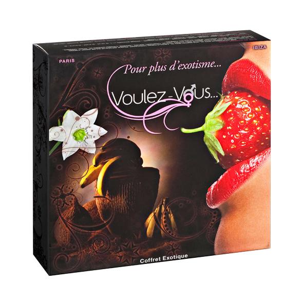 Voulez-Vous... - Geschenkset Exotisch Online Sexshop Eroware Sexshop Sexspeeltjes